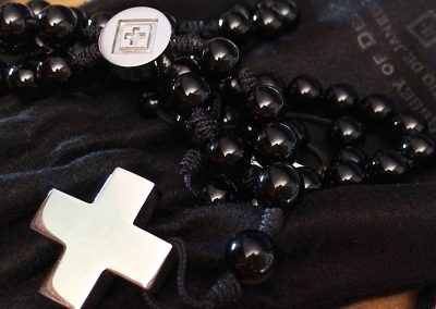 ROSARY AOD COMMUNITY  BLACK