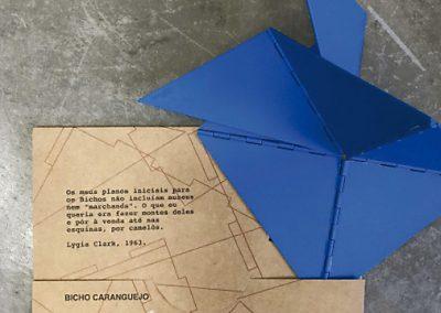 [OS BICHOS, 1960] BY LYGIA CLARK BICHO XS